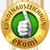 eKomi Gold Auszeichnung