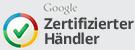 subtel.de wurde erfolgreich von Google als Händler zertifiziert